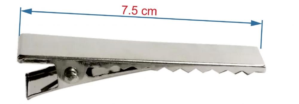 Presilha (Jacaré / Bico de Pato) 7.5 cm