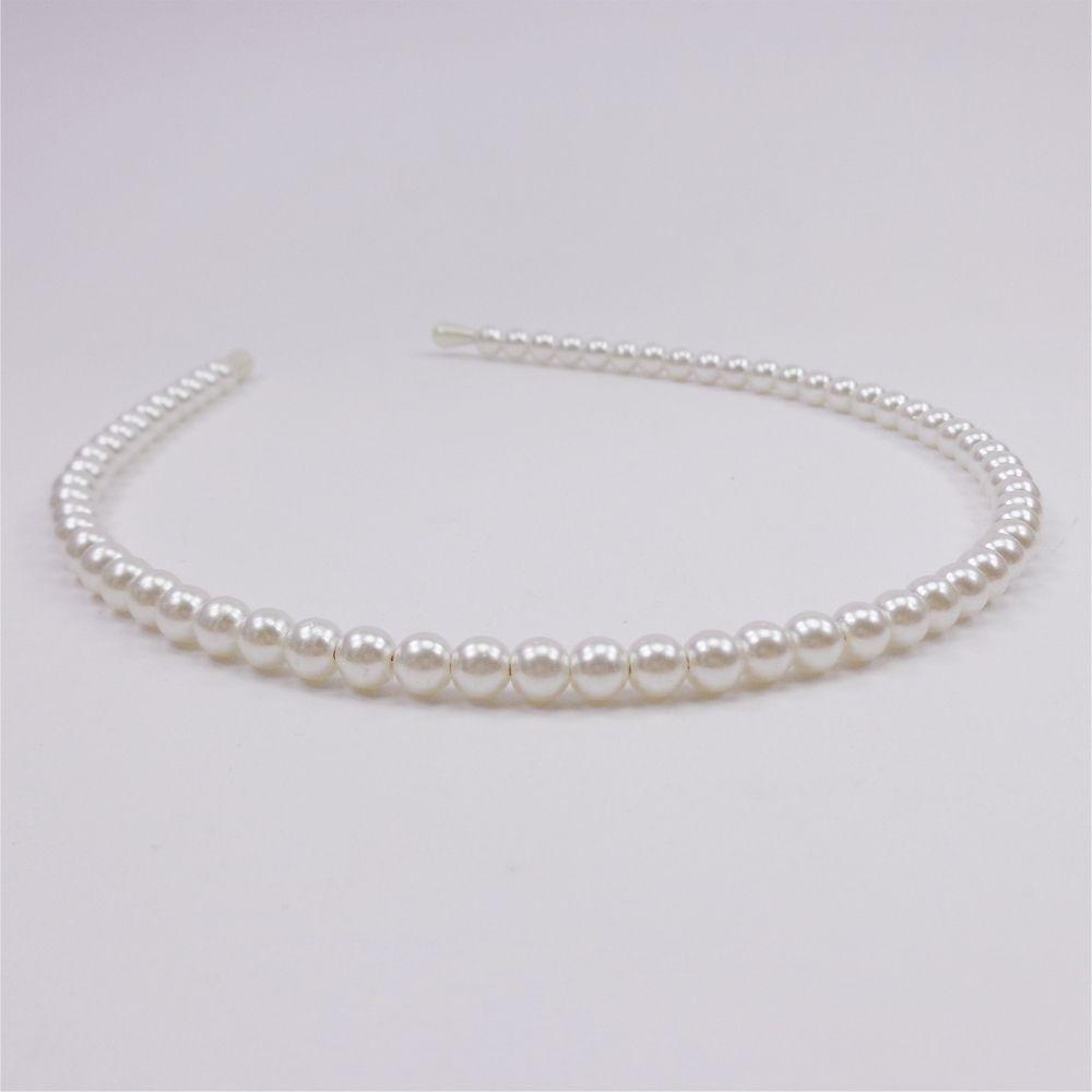 Tiara ( tiara / arco ) - Pérolas