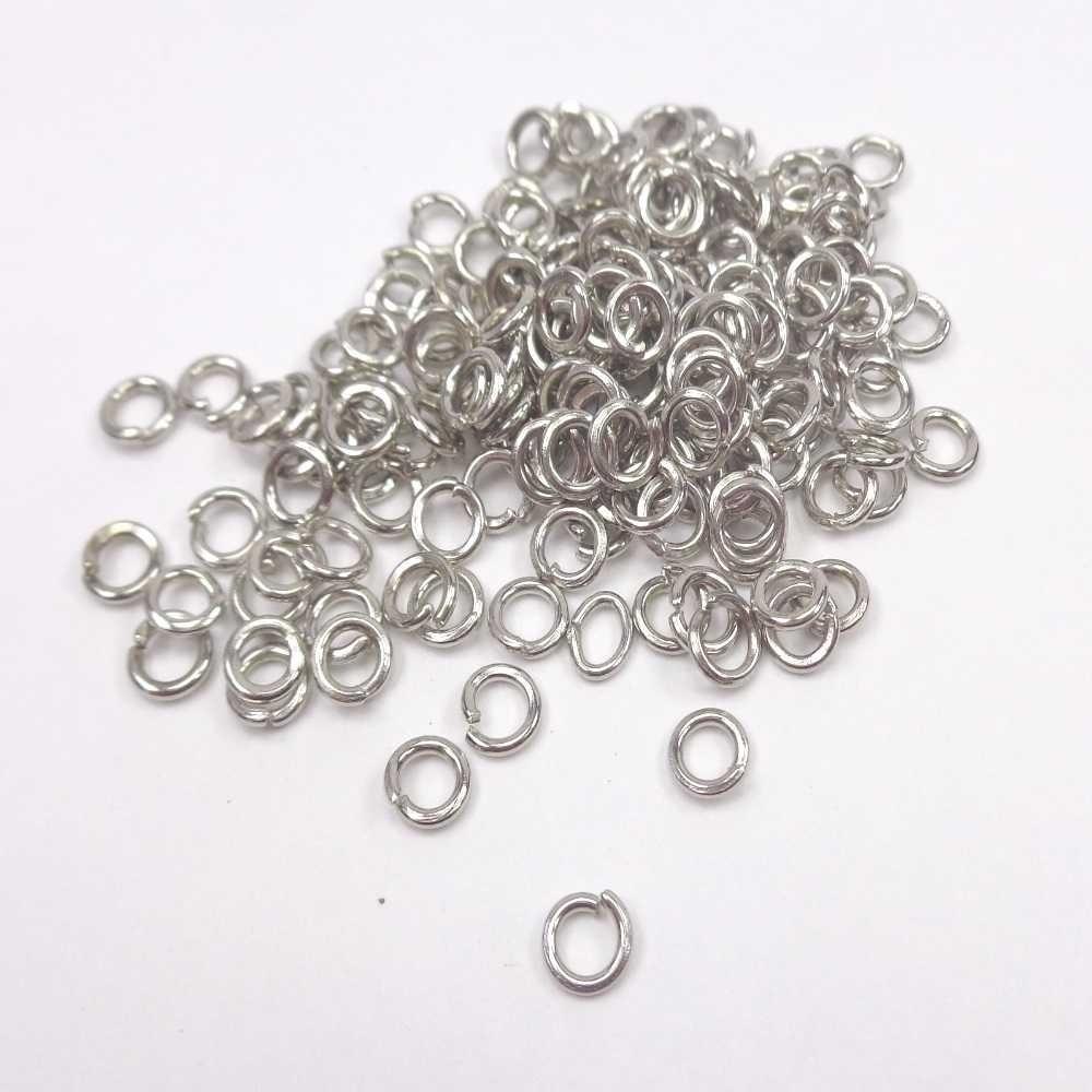 Argola prata para pulseira