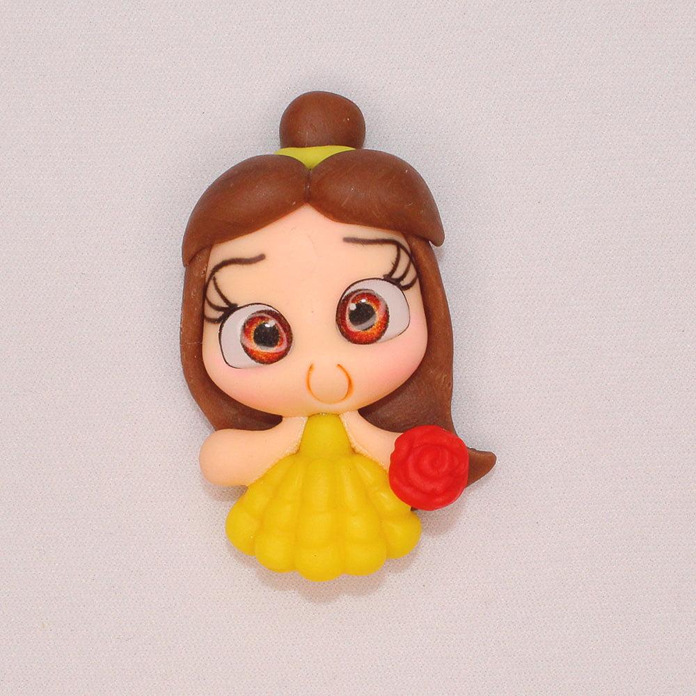 Aplique Biscuit - Princesa Bela