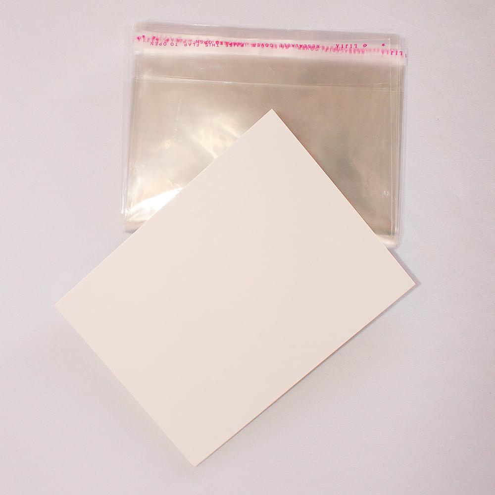 Kit de embalagens para faixa RN - 10 unidades