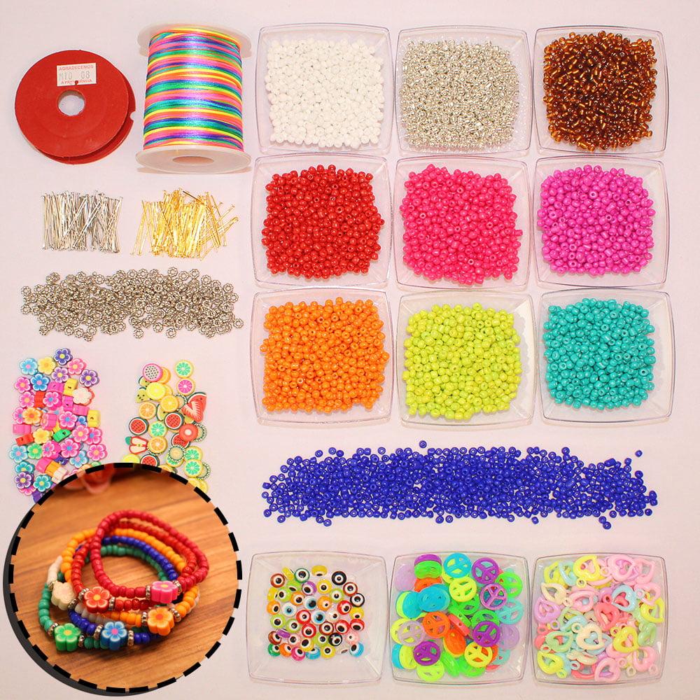 Kit para pulseiras de miçangão