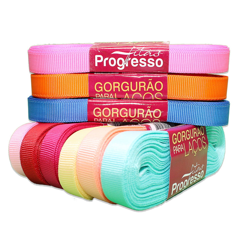 GORGORÃO PROGRESSO LAÇOS - 10 MM - 10 METROS