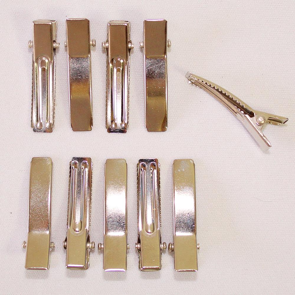 Presilha bico de pato 3.5 cm - importado - 10 unidades