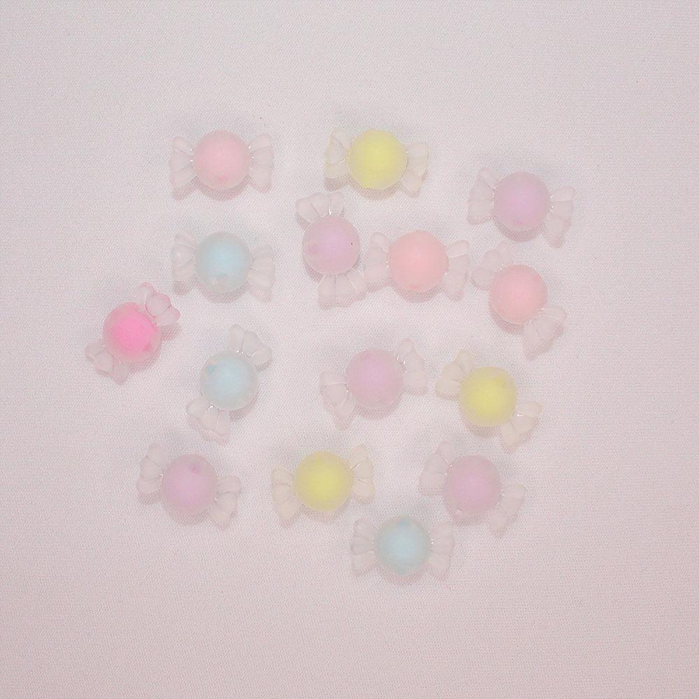 Bala Fosca com Miolo Colorido  - 25 g