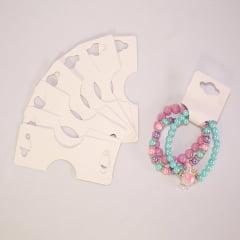 Embalagem para pulseiras - Tags - 8 unidades