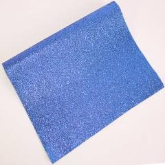 Lonita Glitter Azul Royal - 40 x 24 cm